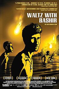 Waltz with Bashir, directed by Ari Folman