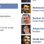 Facebook - where you can befriend your enemies and give them classified information