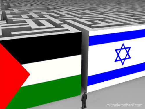 With talks between Israel and Palestine about to begin (kind of), it is important to remember where they left off