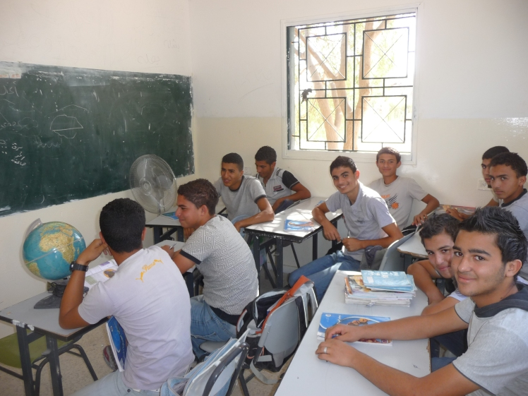 Most students are forced to work in settler plantations before or after school